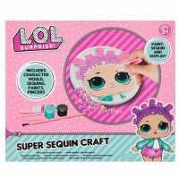 Character Lol Super Sequin Craft Set  Подаръци и играчки