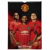 Grange Team Calendar Sn01 Man Utd Подаръци и играчки