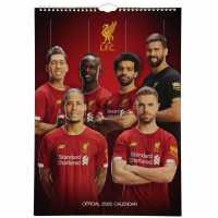 Grange Team Calendar Sn01 Liverpool Подаръци и играчки