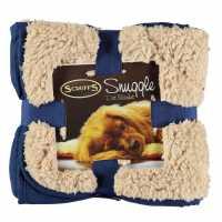 Scruffs Snuggle Pet Blanket Multi Магазин за домашни любимци