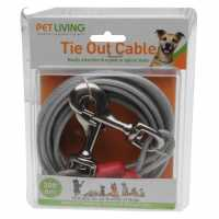 Pet Living Tie Out Cable - Магазин за домашни любимци