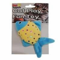 Winners Cat Fish Toy - Магазин за домашни любимци