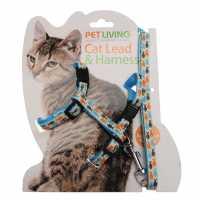 Winners Cat Lead And Harness Set - Магазин за домашни любимци