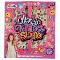 Grafix Ultimate Tattoo Studio Girl Подаръци и играчки