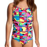Funkita Toddler Swimming Costume Girls Multi Детски бански и бикини