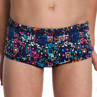 Funky Trunks Trunks Toddler Boyd Printer Trunks Multi Плувни дрехи за момчета