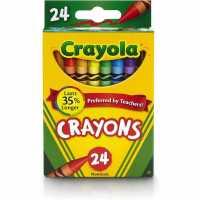 Crayola Crayon 24 Set  Подаръци и играчки