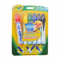 Mega Value Store Crayola Flip Top Markers  Дамски бански
