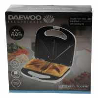 Mega Value Store Daewoo Sandwich Toaster  Домашни стоки