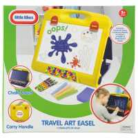 Mega Value Store Little Tikes Travel Art Easel  Подаръци и играчки