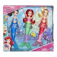 Sale Disney Princess Disney Princess Ariel Sister Dolls  Подаръци и играчки