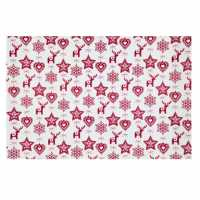 The Spirit Of Christmas 3M Foil Wrapping Paper Nordic Mix Коледна украса