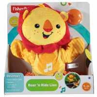 Fisher Price Price Roar And Ride Lion - Детско водонепромокаемо облекло