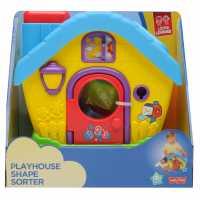 Shape Shape Sorter Playhouse - Детско водонепромокаемо облекло