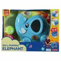 Ball Popping Elephant Toy - Детско водонепромокаемо облекло