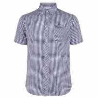 Ben Sherman Sherman Shirt Blue Мъжки ризи
