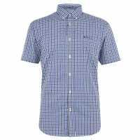 Ben Sherman Sherman Shirt Blue Mix Мъжки ризи