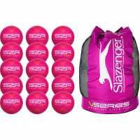 Slazenger Slazenger Safety Soft Foam Dodgeball Pack 15Cm  Волейбол