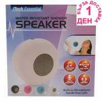 Heatons Resistant Shower Bluetooth Speaker Pink Слушалки