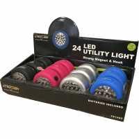 Mega Value Store Ultralight Led Puck Light  Домашни стоки