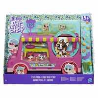 Sale Littlest Pet Shop Littlest Pet Shop Treats Truck  Подаръци и играчки