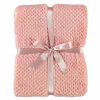 Linens And Lace Фланелено Одеяло Flannel Fleece Throw Rose Мъжки къси панталони