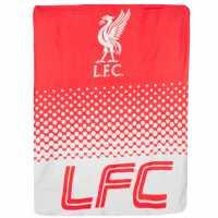 Team Поларено Одяло Fleece Blanket Liverpool Fl Мега изгодни домашни стоки