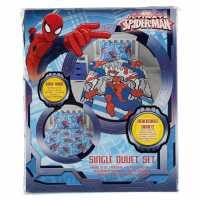 Character New Spiderman Duvet Set Spiderman ULT Мъжки стоки с герои