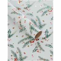 Unknown Sprig And Berry Design 3M Wrapping Paper N/A