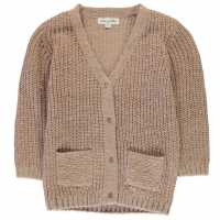 70af200af0f Плетена Жилетка Rose And Wilde Adella Chunky Longline Cardigan Pink Детски  плетени пуловери и жилетки